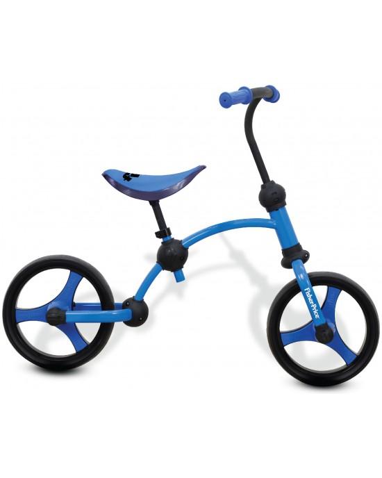 Ποδήλατο Ισορροπίας Fisher Price SmarTrike 2 Σε 1 Μπλε - 1050033