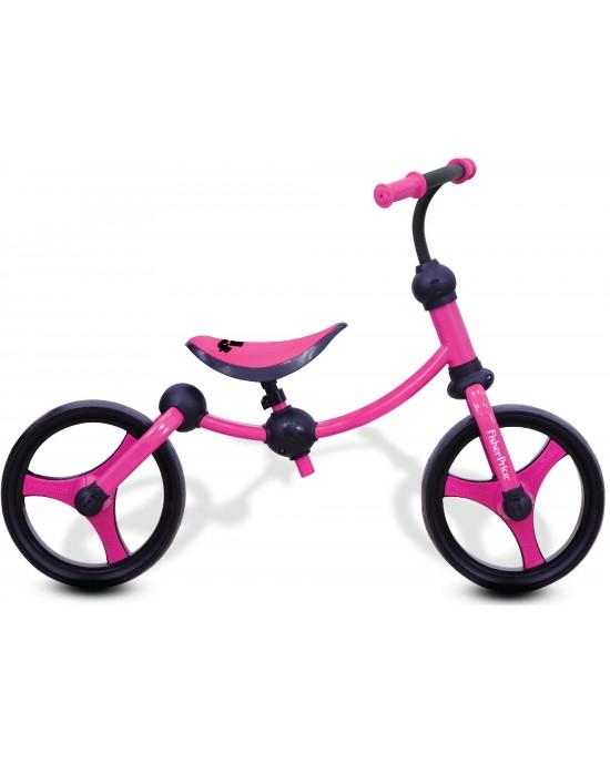 Ποδήλατο Ισορροπίας Fisher Price SmarTrike 2 Σε 1 Ροζ - 1050233