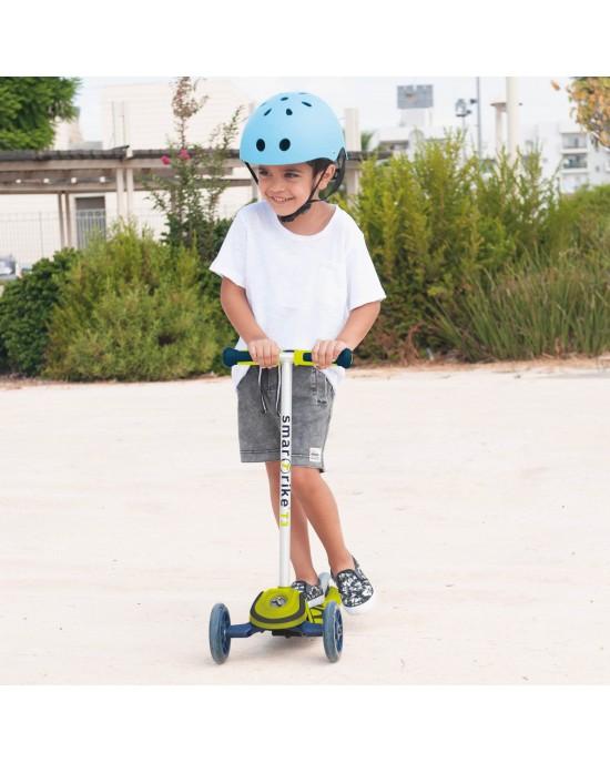 Παιδικό Πατίνι Scooter T3 SmarTrike Πράσινο - 2000700