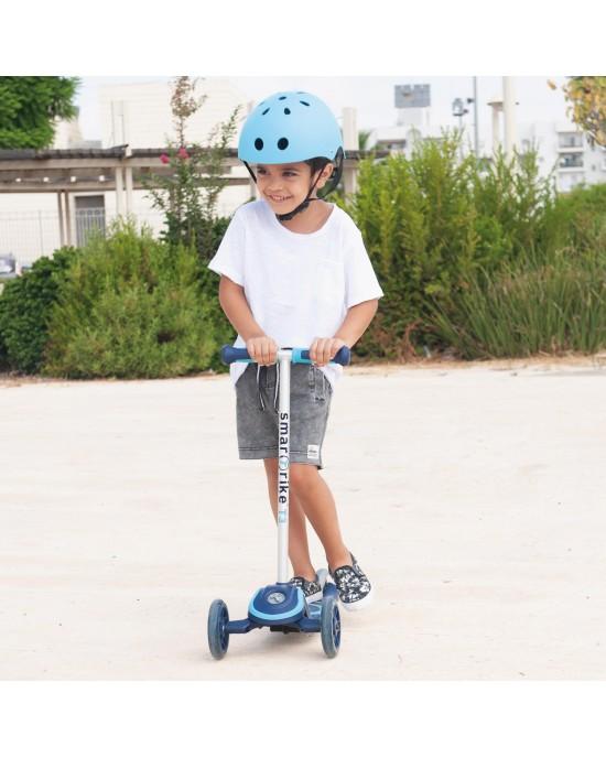 Παιδικό Πατίνι Scooter T3 SmarTrike Μπλε - 2000800