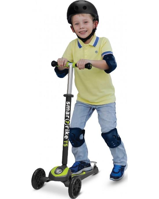 Παιδικό Πατίνι Scooter T5 SmarTrike Πράσινο - 2010000