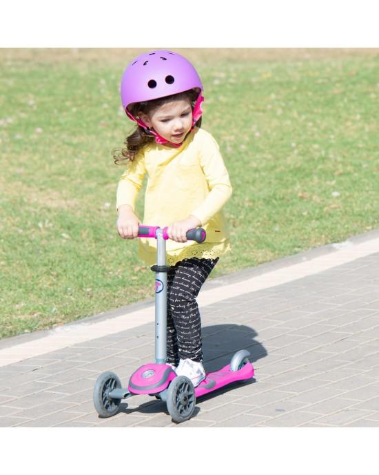 Παιδικό Πατίνι Scooter T1 SmarTrike Ροζ - 2020200