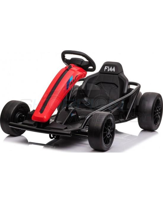 Παιδικό Όχημα Skorpion Drift Kart 24V 500 Watt Κόκκινο - 5243068