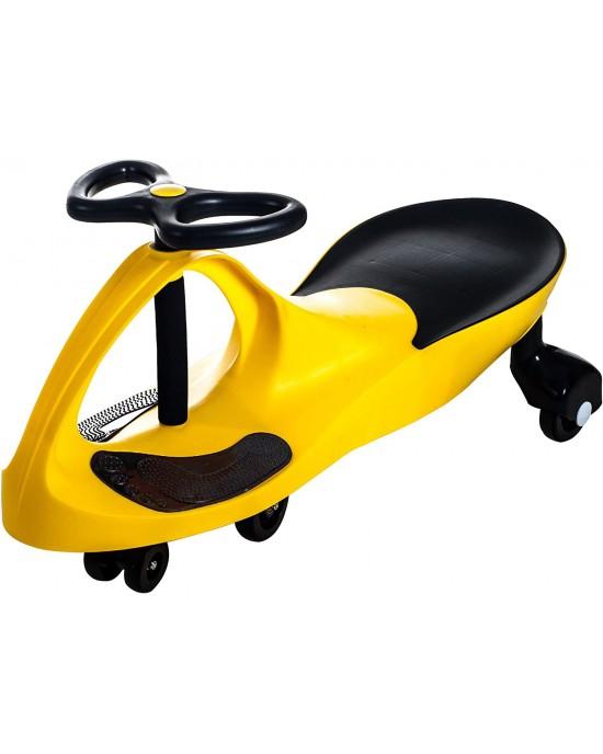 Οικολογικό Αυτοκινητάκι Skorpion Wheels Swing Car Κίτρινο - 5244086