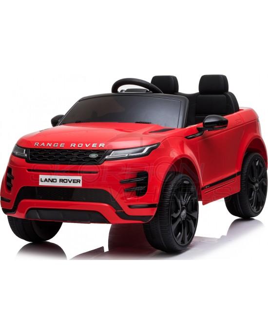 Παιδικό Αυτοκίνητο Skorpion Range Rover Evoque Original 12V Κόκκινο - 52460901