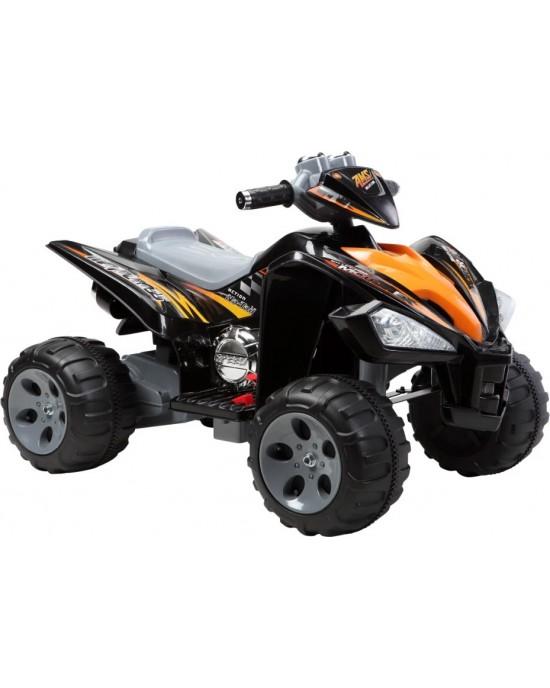 Παιδική Γουρούνα Skorpion Wheels 12V Μαύρη - 5245007