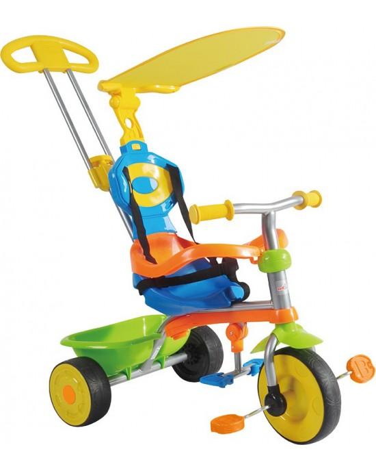 Παιδικό Τρίκυκλο Skorpion Πολύχρωμο - 5272029