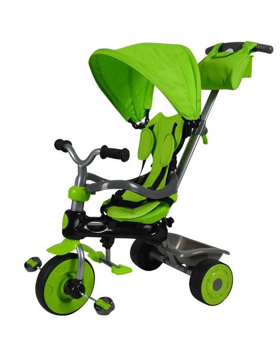 Παιδικό Τρίκυκλο Skorpion Πράσινο - 5279031