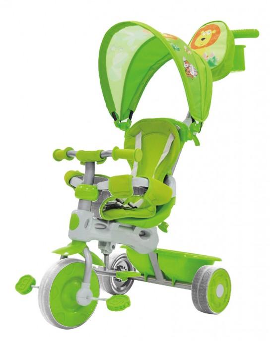 Παιδικό Τρίκυκλο Skorpion Πράσινο - 5279032