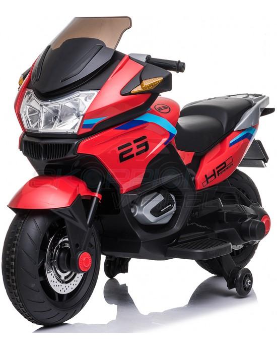 Παιδική Μηχανή Skorpion 12V Sprint Κόκκινη - 5245009