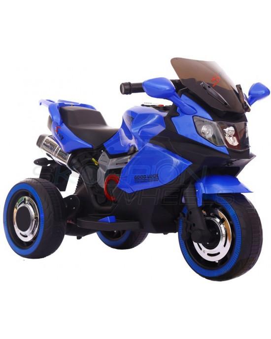 Παιδική Μηχανή Skorpion 6V BMW Style Μπλε - 5245051