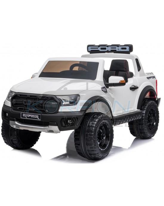 Παιδικό Αυτοκίνητο Skorpion Ford Ranger Raptor 12V Original Λευκό - 5247083