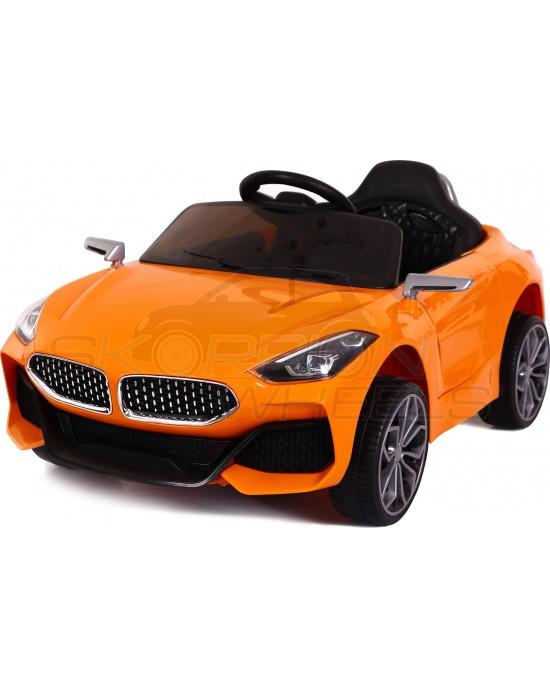 Παιδικό Αυτοκίνητο Skorpion BMW Z4 Style 12V Πορτοκαλί - 5246040
