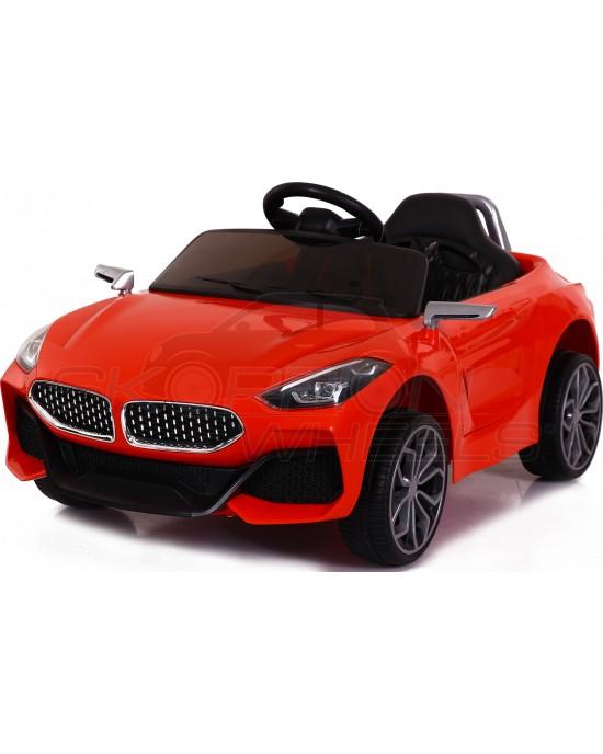 Παιδικό Αυτοκίνητο Skorpion BMW Z4 Style 12V Κόκκινο - 5246040
