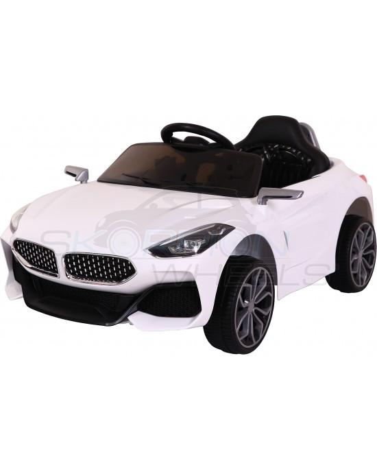 Παιδικό Αυτοκίνητο Skorpion BMW Z4 Style 12V Λευκό - 5246040