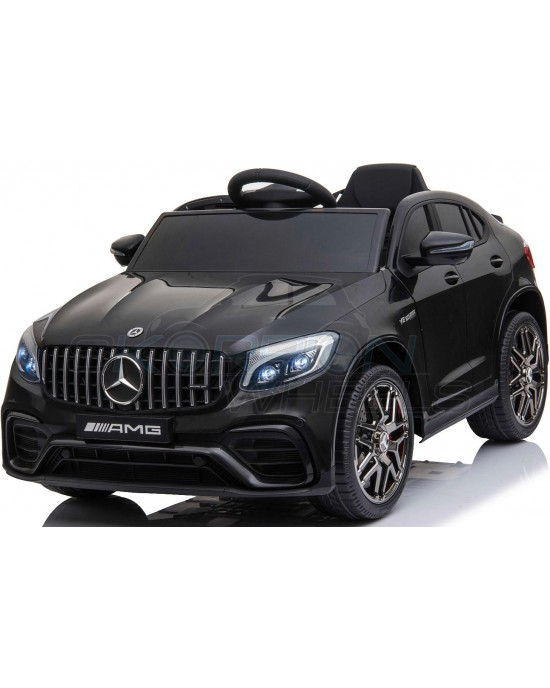 Παιδικό Αυτοκίνητο Skorpion Mercedes Benz GLC 63S AMG Original 12V Μαύρο - 52460621