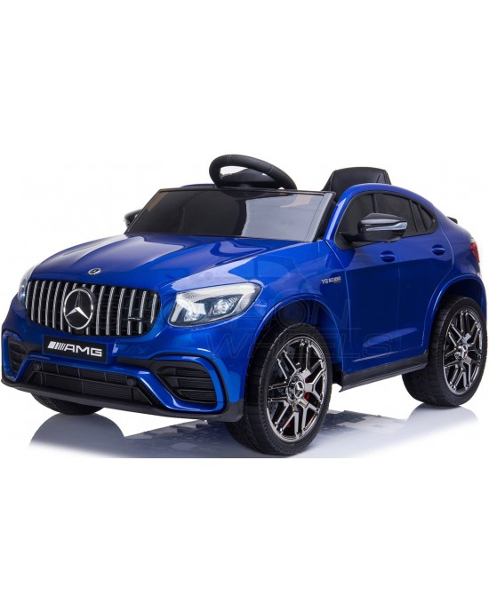 Παιδικό Αυτοκίνητο Skorpion Mercedes Benz GLC 63S AMG Original 12V Μπλε - 52460621