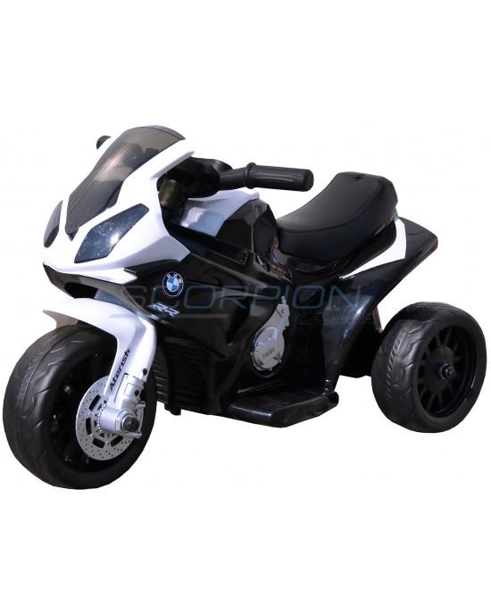 Παιδική Μηχανή Skorpion 6V BMW S1000RR Original Μαύρο - 5245022