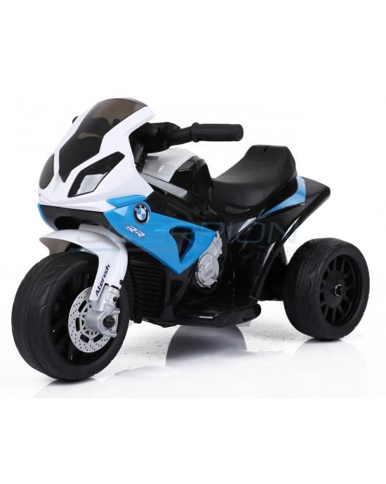 Παιδική Μηχανή Skorpion 6V BMW S1000RR Original Μπλε - 5245022