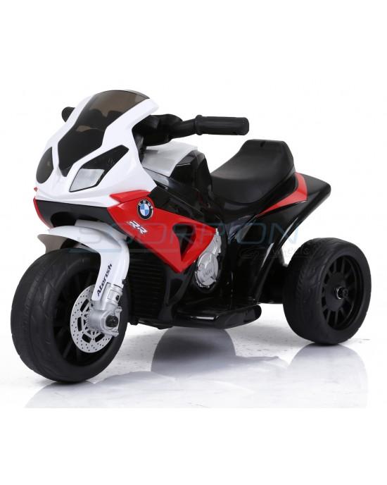 Παιδική Μηχανή Skorpion 6V BMW S1000RR Original Κόκκινη - 5245022