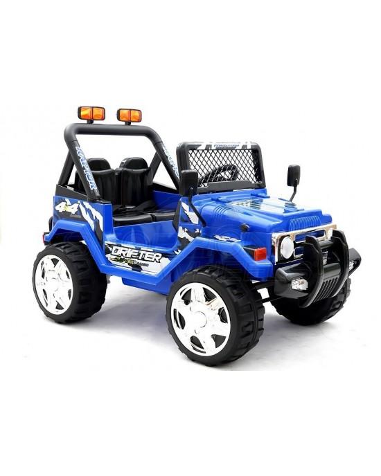 Παιδικό Αυτοκίνητο Skorpion Jeep Wrangler 12V Μπλε - 5247061