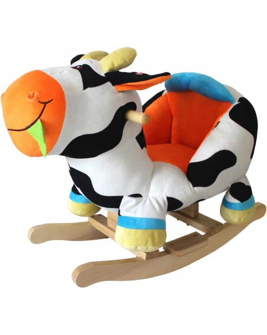 Skorpion Κουνιστή Αγελάδα Πολύχρωμη - 5036109