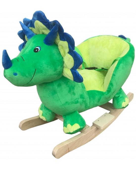 Skorpion Κουνιστός Δεινόσαυρος Πράσινος - 503645